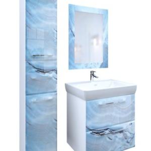 Пенал Visbaden 30П 2д. 1в.я. Blue marble